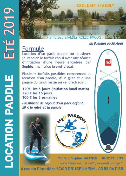 Flyer Paddle
